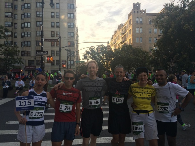 November Project Bronx 10 Mile