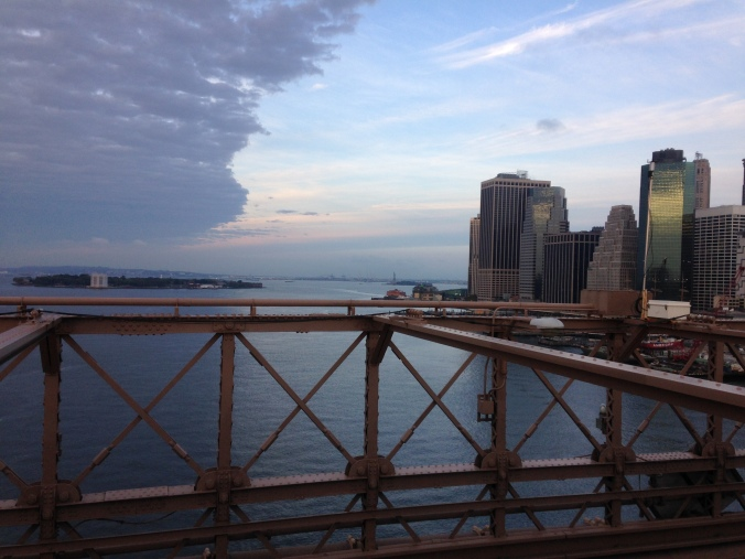 From the Brooklyn Bridge 2