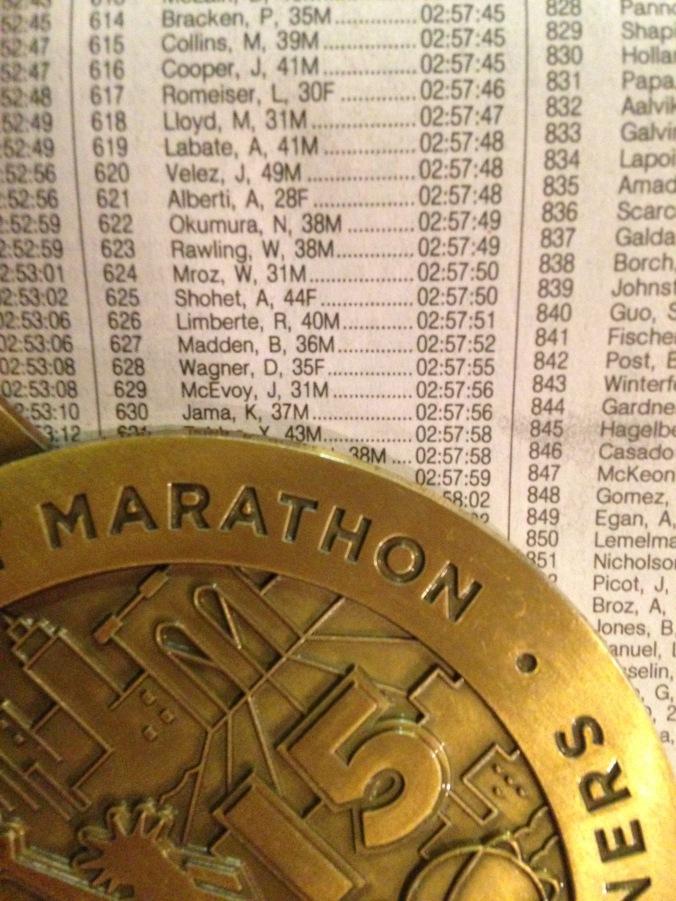 New York City Marathon New York Times