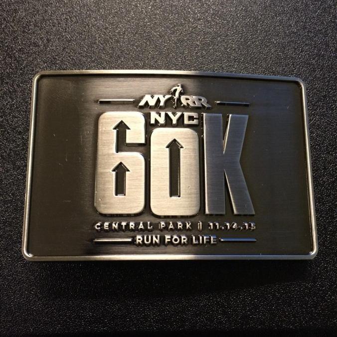 NYRR 60k