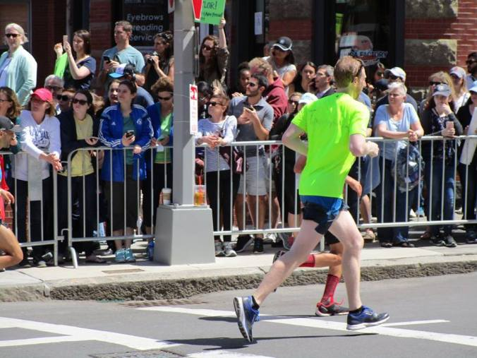 Boston Marathon Boylston