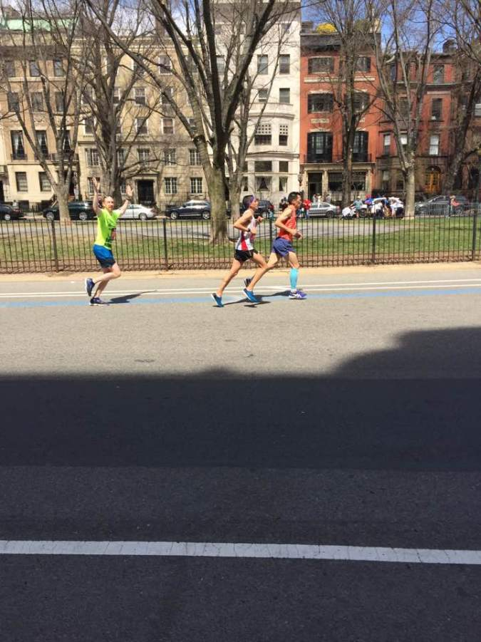 Jim Boston Mile 25.5