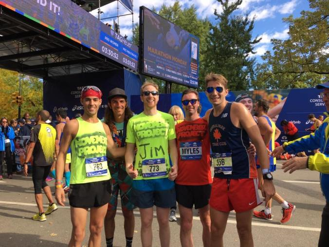 NYC Marathon 1